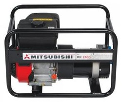 Γεννήτριες Mistubishi 4 KVA | Γονίδης γεννήτριες, ενοικίασης ηλεκτροπαραγωγών ζευγών | Gonidis generators